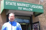 Ed Kikumoto heads the Alcohol Policy Network, an Oakland non-profit dedicated to lowering alcohol-related risks to communities. APN shuts down on Friday after 20 years. By Adimu Madyun.