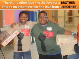 Brotherhood Love