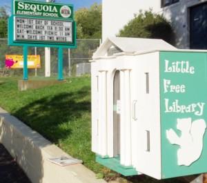 My Neighborhood- Library