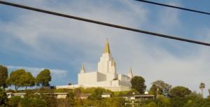 My Neighborhood- Temple on the Hill