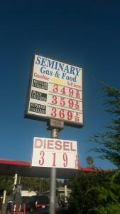 Seminary Gas & Food