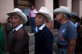 Guatemalan Voters
