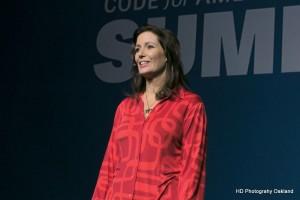 Mayor Libby Schaaf address Code for America Summit
