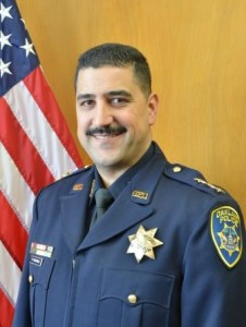 Assistant Police Chief Paul Figueroa