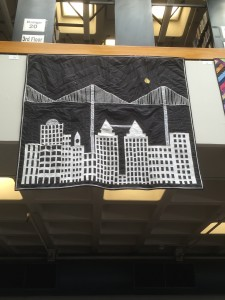 """Oakland Nights"" by Barbara Fuston"