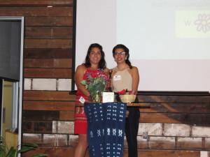 Stephanie Maldonada and Kelly Elizabeth Ortega, founders of the Woke Collective for holistic health.