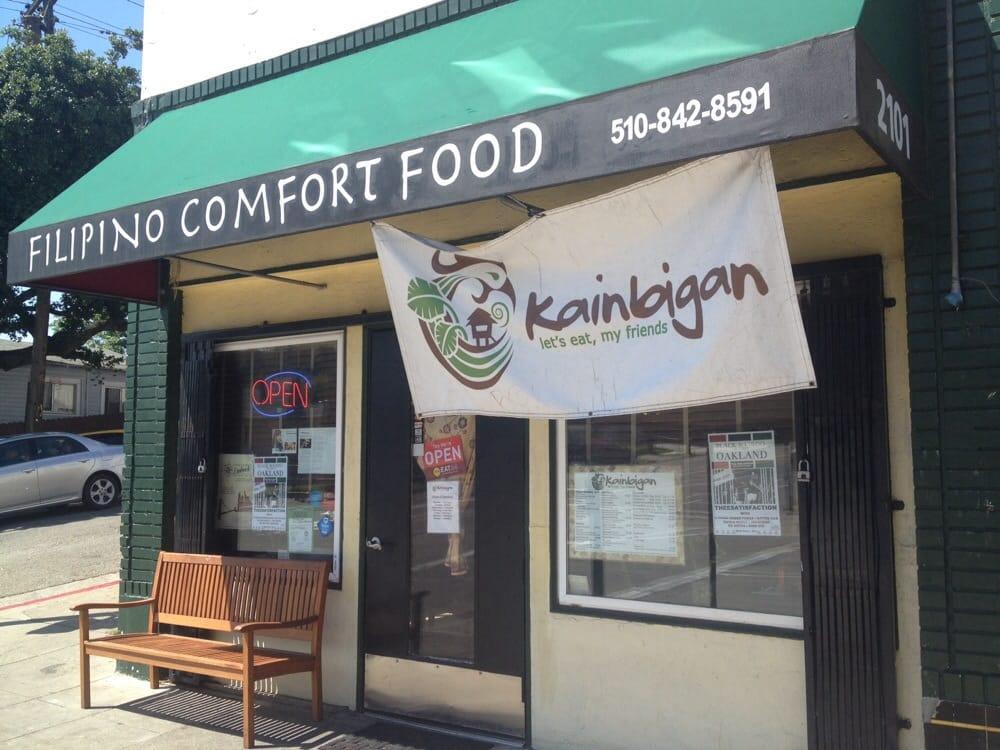 Kainbigan Filipino Comfort Food. Photo: Alex W., Yelp.