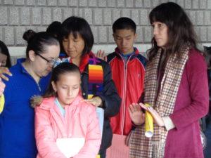 3.4 Vigil Detained family & advocate & Deb #2