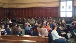 Sitting Attendees Sanc educ 2017.2.18