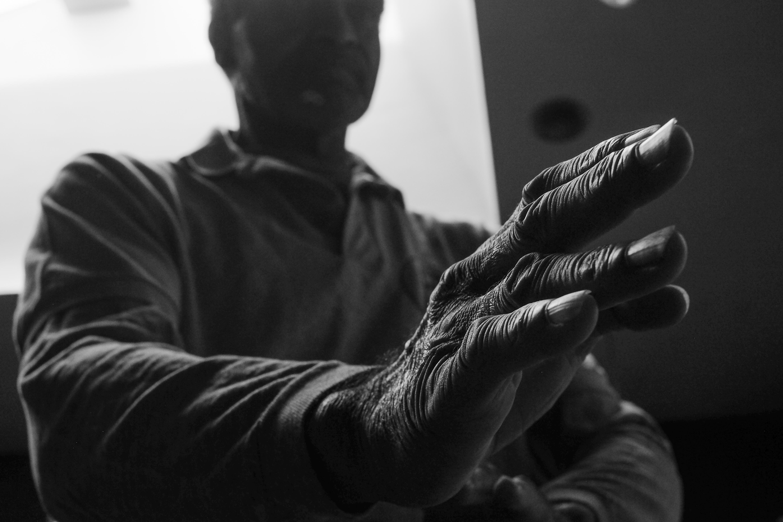 Hands of Sifu Bill Owens